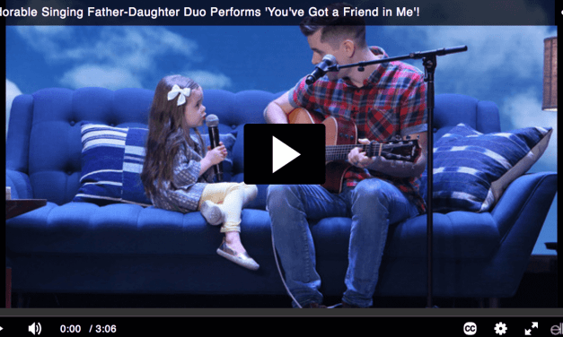 LDS 4-year-old Claire Ryann has a friend in Ellen DeGeneres