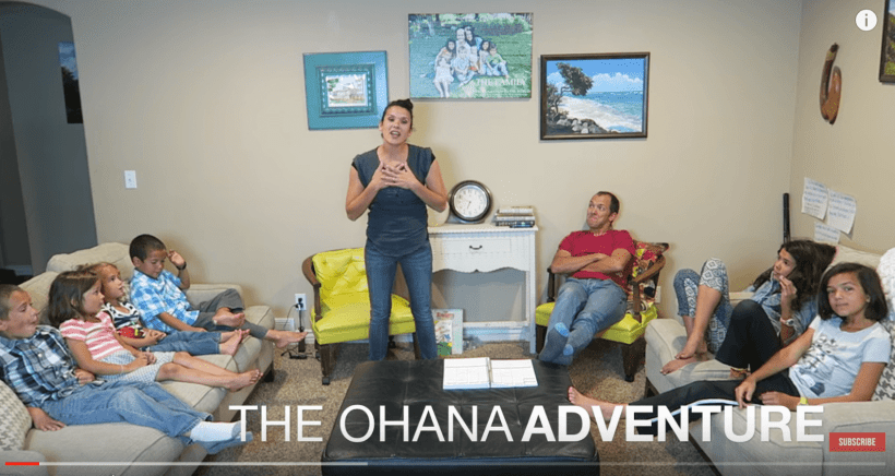 The Ohana Adventure YouTube Mormon Life Hacker