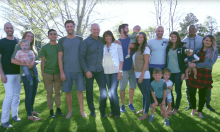 """We're still family""—one LDS family's journey learning to accept and love their LGBT son"