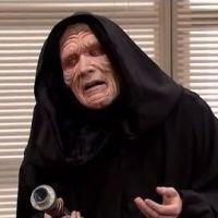 The force awakens with darth sidious' roommates studio c