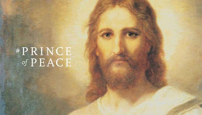 #PrinceOfPeace Prince peace jesus christ easter 2017 lds