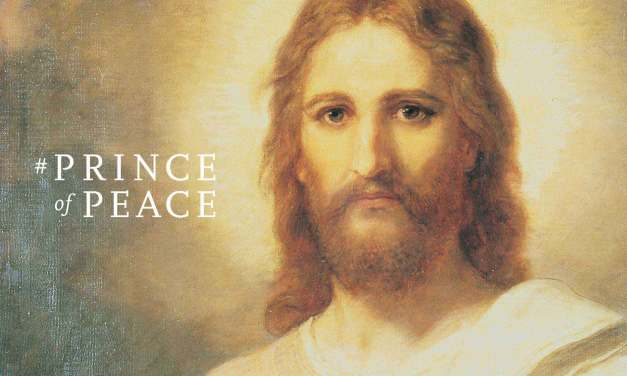 #PrinceOfPeace, the Church's Easter initiative, is seeing some great user-generated content created!