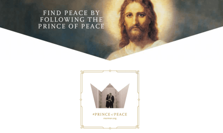 3 easy ways to involve yourself in the #PRINCEofPEACE Easter initiative