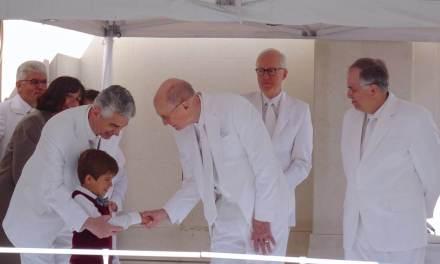 LDS (Mormon) Paris France Temple Is Dedicated