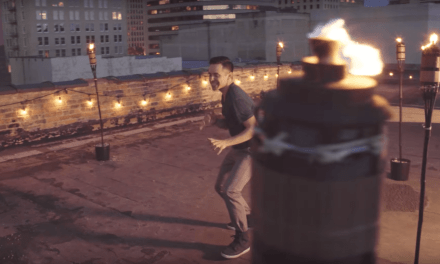 "David Archuleta can dance! Watch his latest video ""UP ALL NIGHT"""