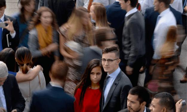 SURVEY: LDS millennials more Democratic and diverse than older Mormons (Salt Lake Tribune/Jana Riess)
