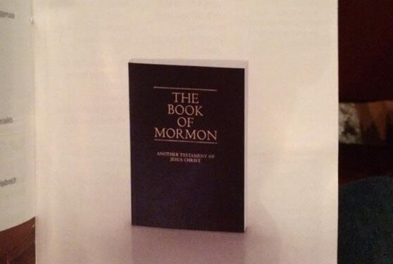 Can THE BOOK OF MORMON MUSICAL help people find the Church? Read this Reddit string . . .