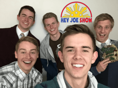 Hey joe show LDS Mormon Philippines