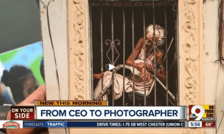 This Mormon CEO takes photos of poor people, and here's why you should care (from WCPO, Cincinnati)