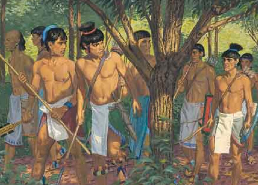 Lessons on revelation from the five Nephite runners