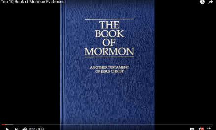 MLH YouTube Find: Top 10 Evidences of The Book of Mormon