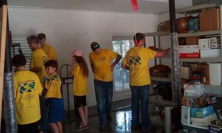 Hurricane Harvey: The latest from Mormons Helping Hands in Houston (thanks Hi Five Live!)