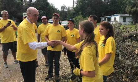 President Eyring Provides Lift to Puerto Rico, St. Thomas, and aids Mormon Helping Hands in Florida
