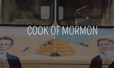 Cook of Mormon is our new favorite food truck in SLC!