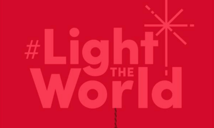 Multiple entertainers, bloggers, vloggers, and YouTube creators come together to #LightTheWorld with service!