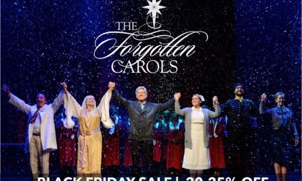 The Forgotten Carols is offering a free song download!
