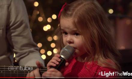 Claire Ryan Crosby goes to New York City and performs with THE PIANO GUYS to help #LightTheWorld!