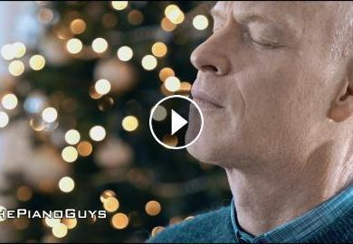 The Piano Guys Sweetest Gift #LightTheWorld