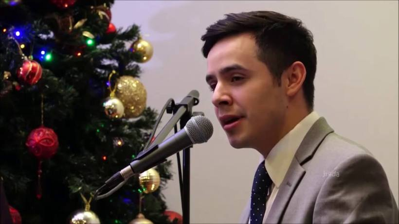 David Archuleta in Lima, Peru #LightTheWorld
