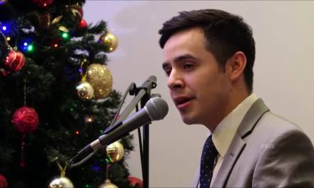 David Archuleta in Lima, Peru: Sharing his testimony through word and song
