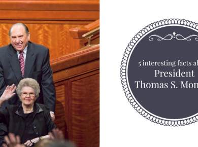 LDS Mormon Thomas Monson memories
