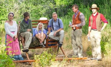 TREK: GALAXY QUEST writer David Howard pens hilarious Mormon cosplay film celebrating Pioneer Trek stories