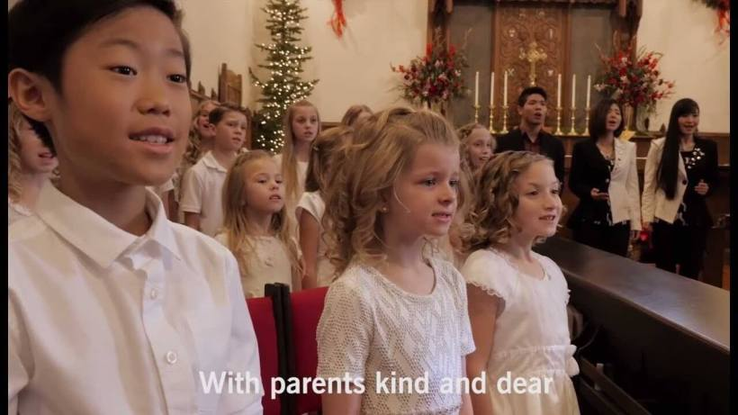Bless4 one voice choir utah lds meet the mormons meetthemormons