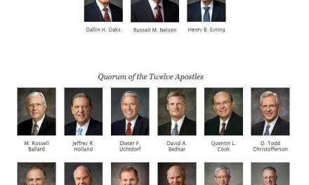 April 2018 World Report of The Church of Jesus Christ of Latter-day Saints