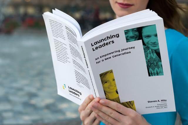 Launching Leaders Steven Hitz LDS Mormon Millennial book amazon
