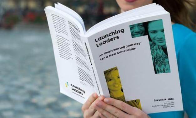 BOOK REVIEW: Launching Leaders (Steven Hitz) empowers a Millennial Generation