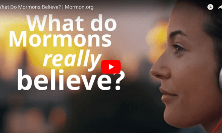 New mormon.org video: What do Mormons believe?