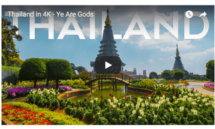 "Parker Walbeck's ""Thailand in 4k — Ye are Gods"" is a must see of how art and faith can be reconciled"
