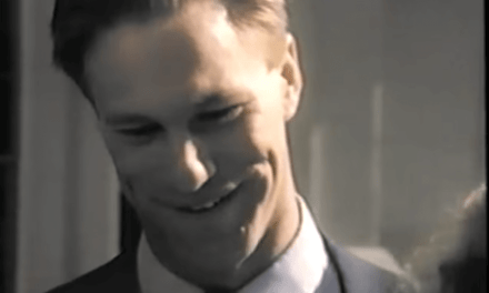 "Aaron Eckhart — check him out in this 1992 ""hard to find"" LDS film!"
