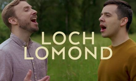 "David Archuleta and Peter Hollens combine on ""Loch Lomond,"" a well-known traditional Scottish song"