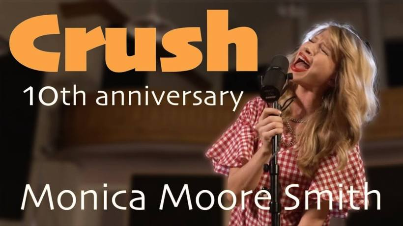 Monica Moore Smith Crush David Archuleta #10YearsOfCrush