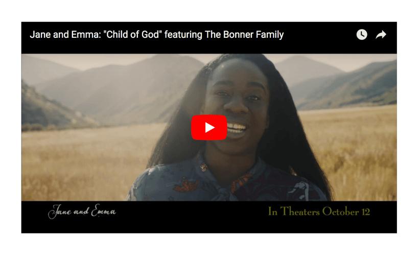 Bonner child of god LDS Mormon Movie Jane and Emma