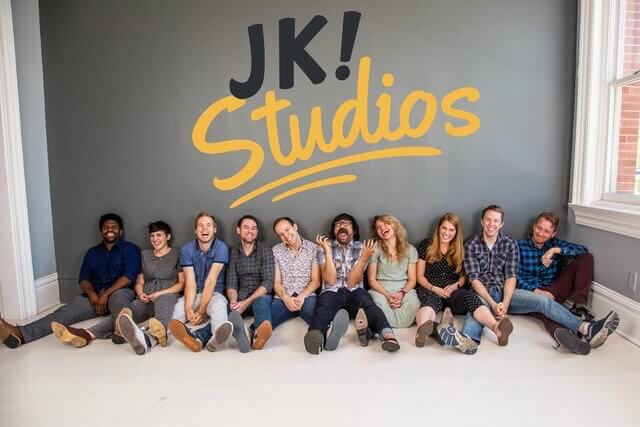 Original Studio C cast becomes JK! studios
