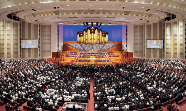 """First Presidency: Messages from General Conference Leadership Session, including revoking """"the policy"""" of baptizing and confirming children of LGBT couples"""