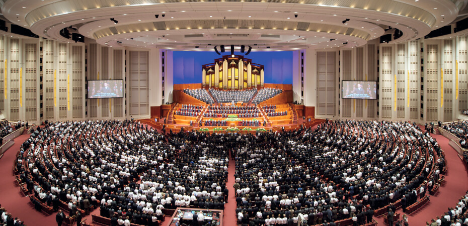 "First Presidency: Messages from General Conference Leadership Session, including revoking ""the policy"" of baptizing and confirming children of LGBT couples"