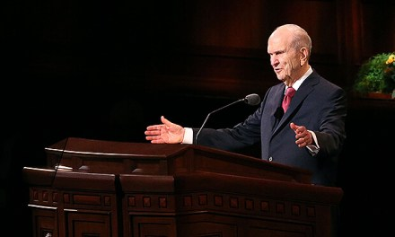 Timely General Conference admonition from President Russell M. Nelson