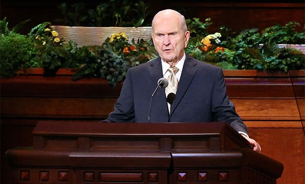 Listen to all the President Nelson talks before Conference!