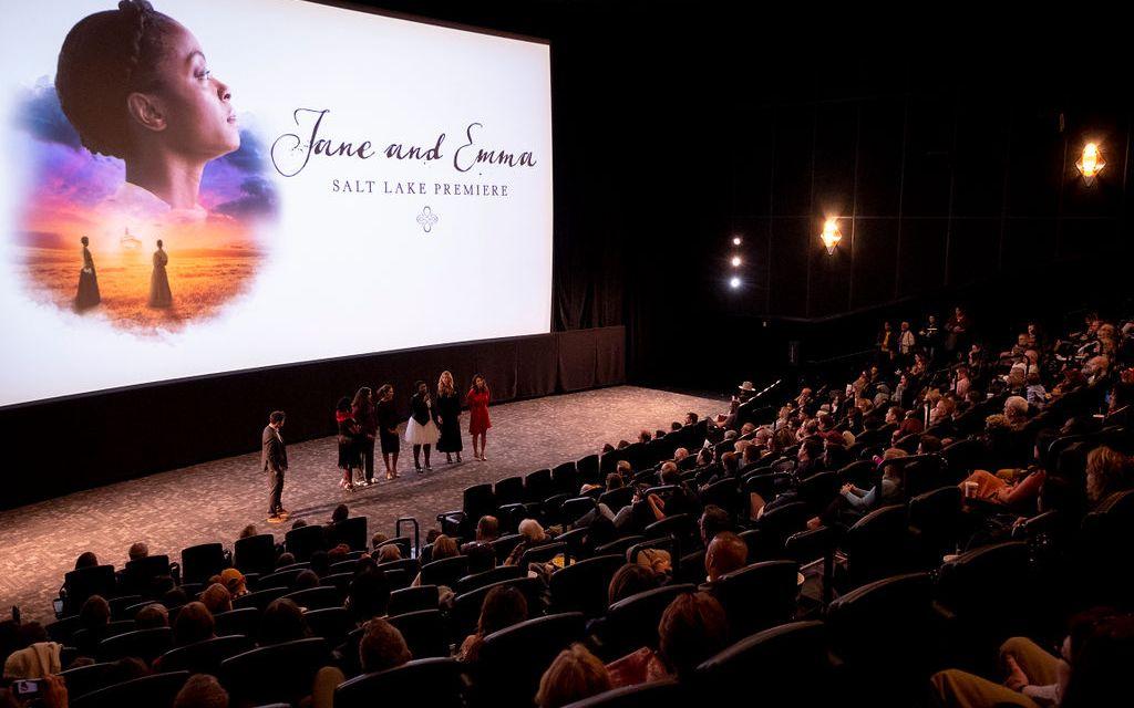 Audiences Flood Utah Theatres Friday Night to See JANE & EMMA