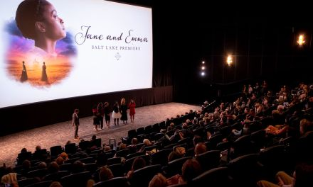 Audiences Flood Utah Theatres Friday Night to See JANE & EMMA