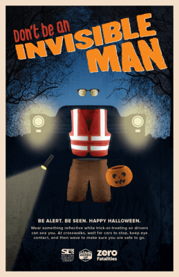 Poster invisibleman