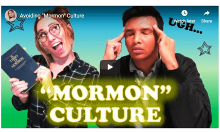 MillennialMormon: how focusing not just on the true name of the church is necessary but can also help us focus on being true Christians