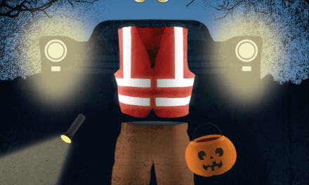 Hacking Halloween Safety — ideas on how to stay safe! #ZeroFatalities
