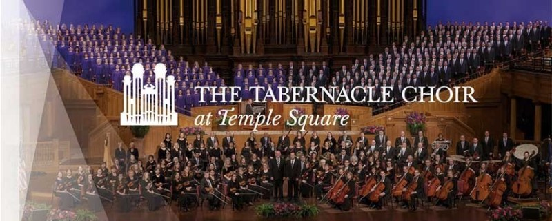 The Tabernacle Choir at Temple Square LDS Mormon