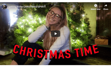 Vlogger Syd McGee is back to #LightTheWorld with some ideas to get everyone onto the Christmas spirit!