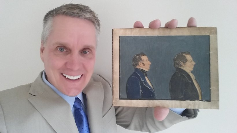 """A """" lost, legendary, and sacred"""" Mormon artifact is unearthed--check it out! John Hajicek last mormon rare"""