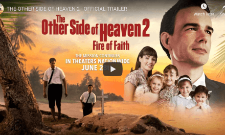 VIDEO: The Other Side of Heaven 2: Fire of Faith in theaters this June!